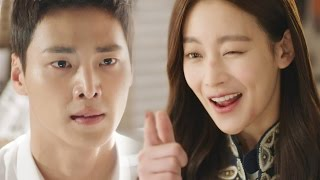Lee Tae Hwan ♥ Oh Yeon Seo, heart pounding! 《Come Back Mister》 돌아와요 아저씨 EP14