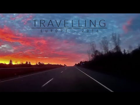 Travelling Europe 2016