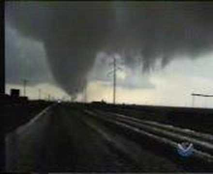 FEMA Kids - Tornado Footage
