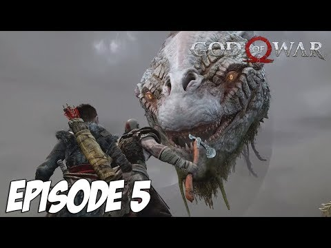 GOD OF WAR : Le serpent-Monde | Episode 5