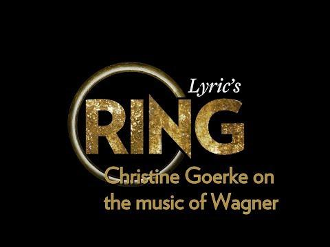 Lyric's Brünnhilde, Christine Goerke, talks about the music of Wagner.