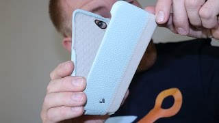 Vaja Top LP for iPhone 6 Review