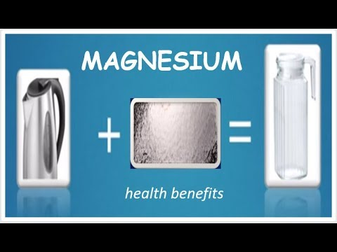 How To Prepare Magnesium Chloride At Home / Como Preparar Cloreto De Magnésio Em Casa
