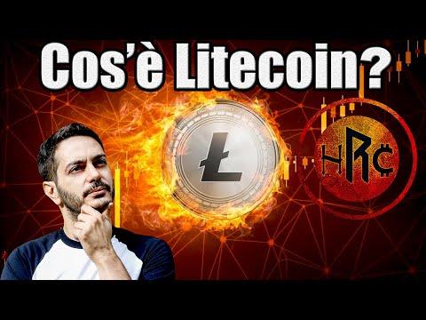 LITECOIN (LTC) - Breve spiegazione
