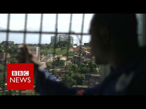Itaboraí: A city stuck on pause - BBC News