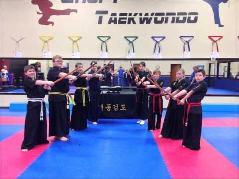 Haidong Gumdo - Samurai Sword - Sword Training