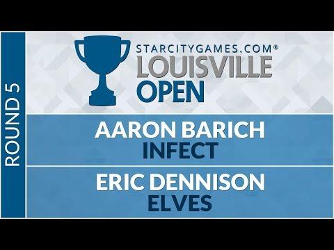 SCGKY - Round 5 - Aaron Barich Vs Eric Dennison [Modern]
