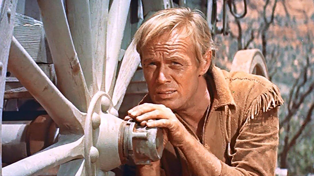 Download The Last Wagon (1956) ORIGINAL TRAILER