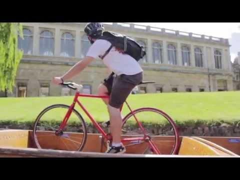 Tour of Cambridge - Cycling the Cambridge University College Backs