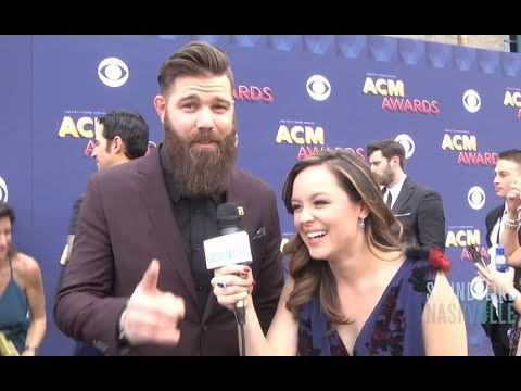 Hayley Orrantia Brings The Laughs To the 53rd ACM Awards Red Carpet