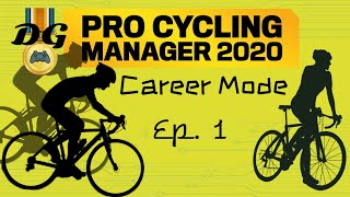 Pro Cycling Manager 2020 - Career - Ep 1