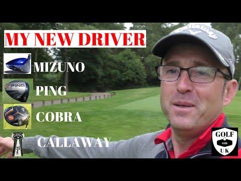 MY DRIVER WILL BE CALLAWAY EPIC PING G 400 MIZUNO JPX COBRA F7  GOLF SUNDAY SHOW-I LOVE GOLF
