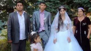 01. Фатима и Андрей! Цыганская свадьба! Красиво!