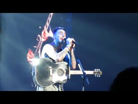Hedley - Old School & Unchained Melody - Saskatoon May 5, 2016