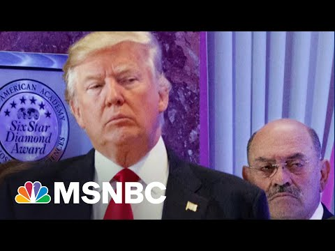 Trump's Legal Storm: Top Org Exec Called To Testify In Criminal Probe