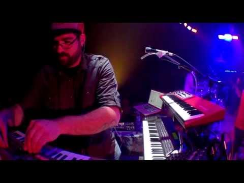 Cosmic Dust Bunnies - 03. Flood The Streets - Live @ Toads Place 5.2.14 (Set 1)
