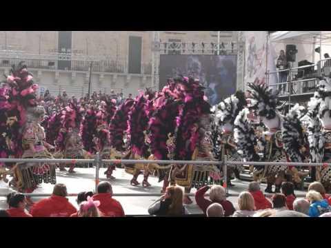 Malta Carnival weekend Feb 2017