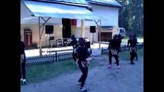 Афро- танец(афро - танец., 2012-09-22T18:47:22.000Z)