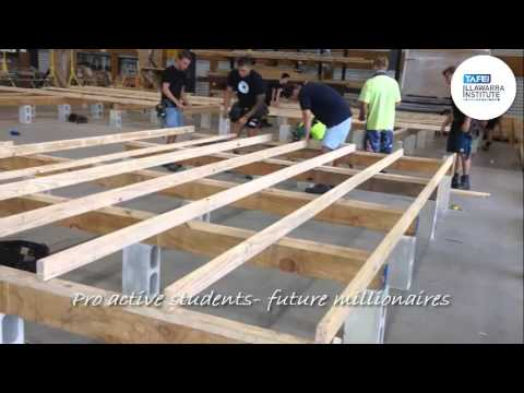 Bearers And Joists Practical Activity Youtube