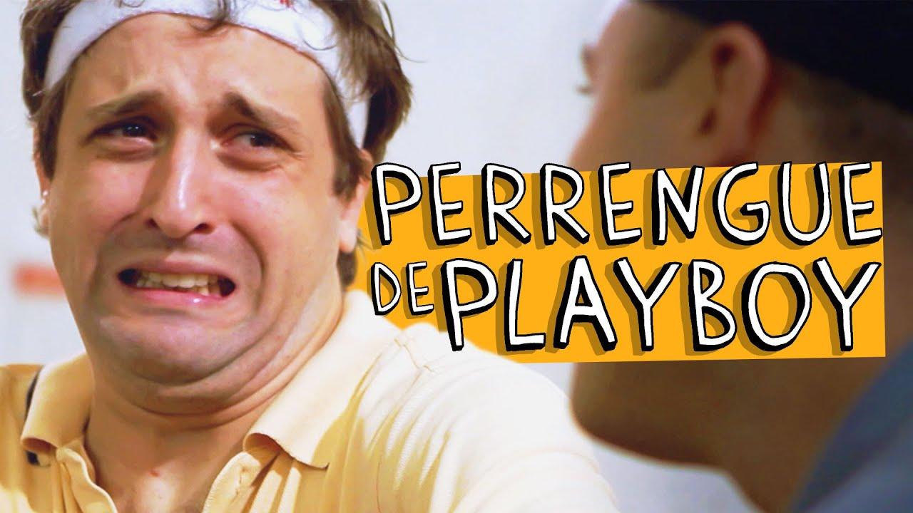 #TBT DO PORTA - PERRENGUE DE PLAYBOY