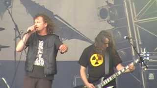 VOIVOD - WARCHAIC & OVERREACTION (LIVE AT BLOODSTOCK 9/8/13)