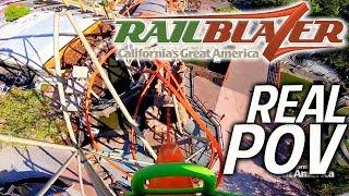 (REAL) RailBlazer POV | California