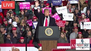 🔴 FULL SPEECH: President Donald Trump Holds MAGA Rally in Fort Wayne, IN 11/5/18