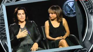 X-Men First Class - Alex Gonzalez and and Zoe Kravitz