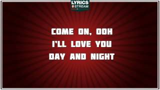 Come On - Barry White tribute - Lyrics