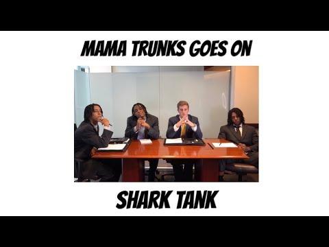 Mama Trunks Goes on Shark Tank Mp3