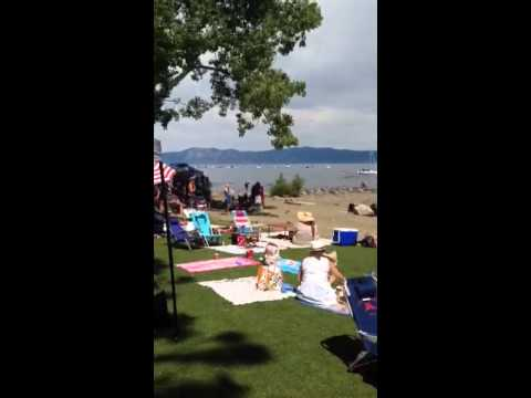 Live Music Commons Beach Tahoe City