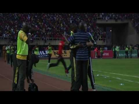 UGANDA CRANES 1 : 0 COMOROS Highlights