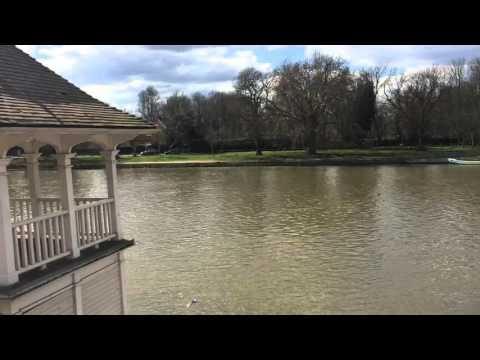 Kingston Upon Thames riverside