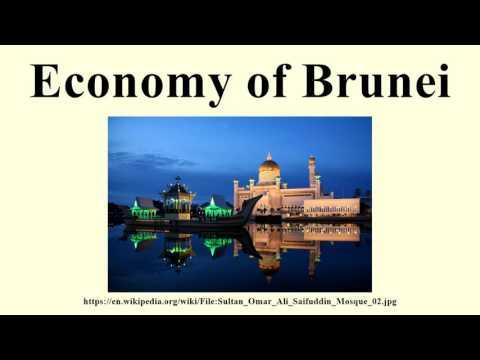 Economy of Brunei