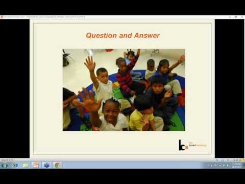 The Broad Residency Insights with the Recruitment Team - 2013 webinar