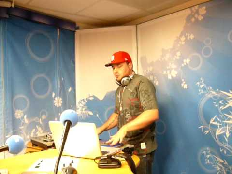 DJ T-ONE live on air @ RADIO CONTACT Brussels Contact RNB