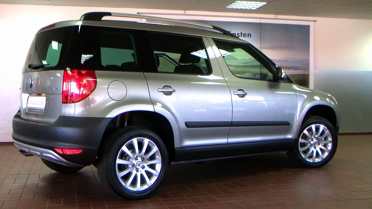 skoda yeti 2 0 tdi ambition 2011 cappuccino beige b6053615 youtube. Black Bedroom Furniture Sets. Home Design Ideas
