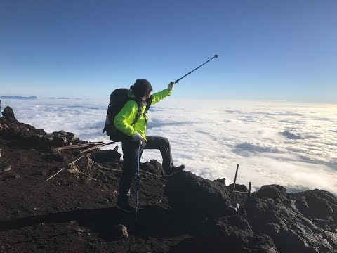 2017 OKUTA 富士登山