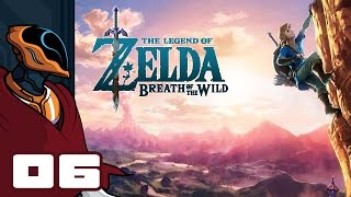 Let's Play The Legend of Zelda: Breath of the Wild - Switch Gameplay Part 6 - Link's New Duds