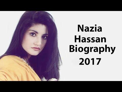Nazia hassan biography 2017