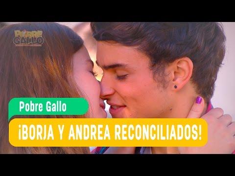 Pobre Gallo - Andrea y Borja - ¡Borja y Andrea reconciliados! / Capítulo 112