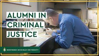 Alumni In Criminal Justice