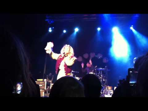 Marina & the Diamonds - Hollywood Live (Cambridge Feb 2012)