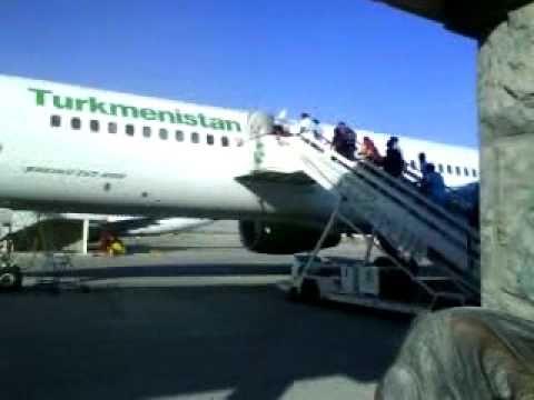 Transit In Sunny Turkmenistan then off to Amritsar (TurkmenHowayollary)