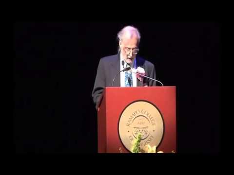 Russ Berrie Awards Ceremony Keynote by Gary Oppenheimer