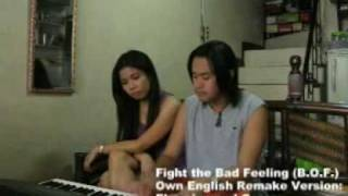 Fight The Bad Feeling with Lyrics English Remake Version Boys Over Flowers T-Max