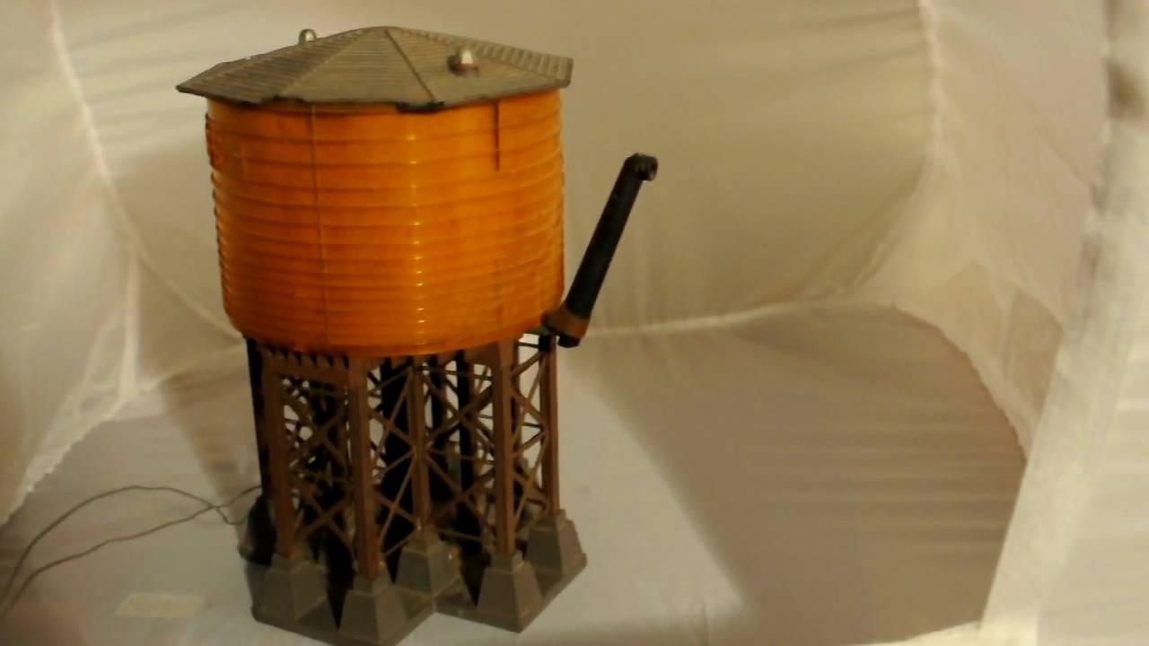 Lionel No 38 -30 Working Water Tower