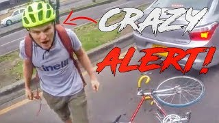 STUPID, CRAZY & ANGRY PEOPLE VS BIKERS [Ep.#732]