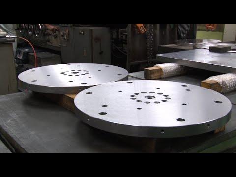 サブミクロン精度のケージ製作技術を取り込んだ治具製作技術