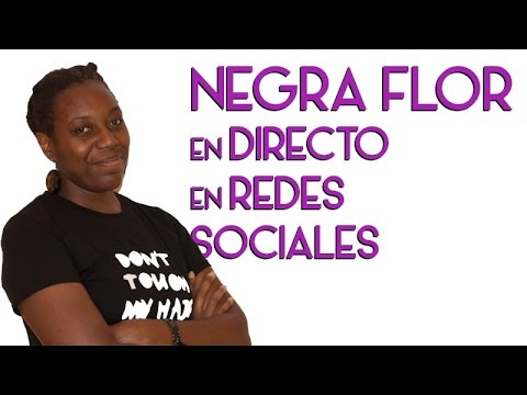 Negra Flor en directo